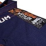Venum Herren Challenger 3.0 Kimono Bjj Gi, Marineblau / Orange, A2 - 5