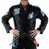bõa BJJ Gi Armor Kimono Herren M schwarz
