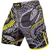 Venum Snaker Fight Shorts Medium schwarz / gelb