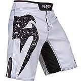 Venum Erwachsene Original Giant Training Shorts, Weiß/Schwarz, L