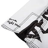 Venum Erwachsene Original Giant Training Shorts, Weiß/Schwarz, L - 7