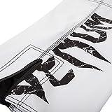 Venum Erwachsene Original Giant Training Shorts, Weiß/Schwarz, L - 8