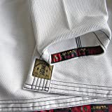 BJJ Kimono GI für Training und Wettkampf HANZO (A0) - 4