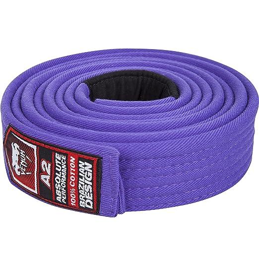 Venum Gürtel Brazilian Jiu-Jitsu Belt, Lila